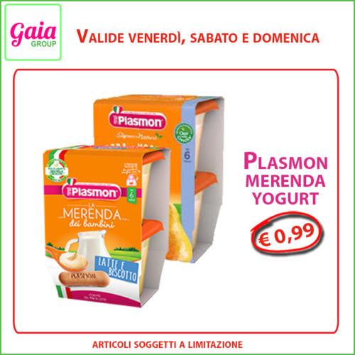 plasmon yogurt