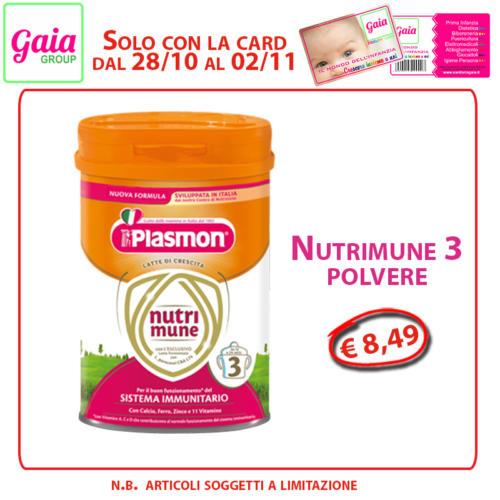 nutrimune 3 polvere
