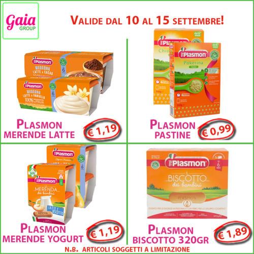 Prezzi super per i prodotti che più ami fino al 15 settembre!