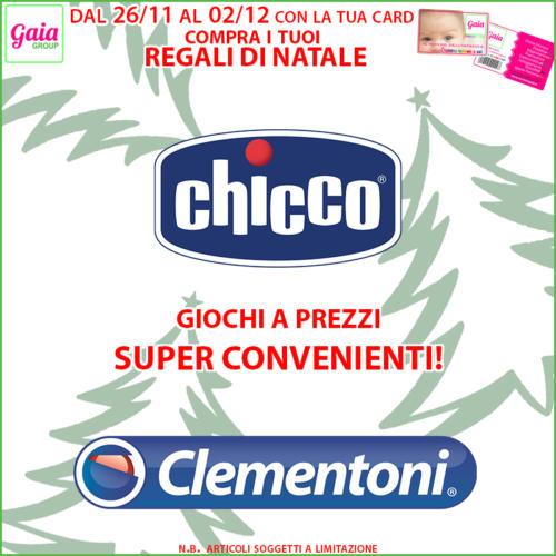CHICCO E CLEM