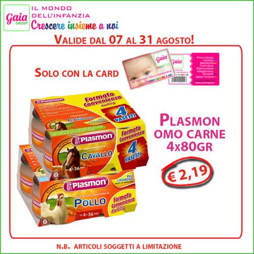 plasmon omo carne 4 card